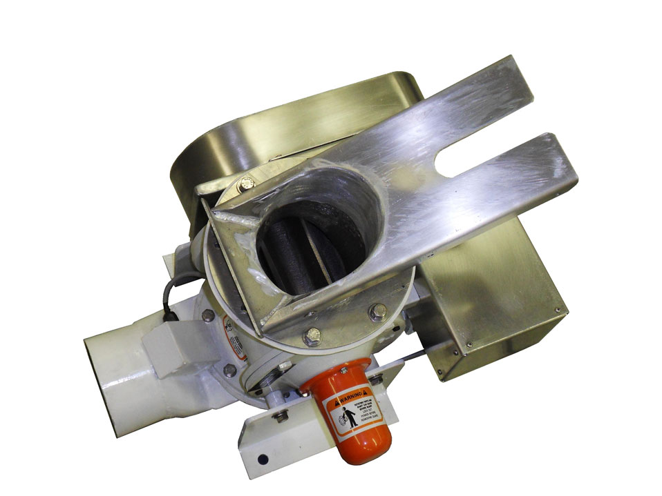 AeroSpreader™ Feed Dispenser - top view