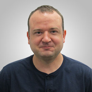 Tim IAS Products head of production mechanical